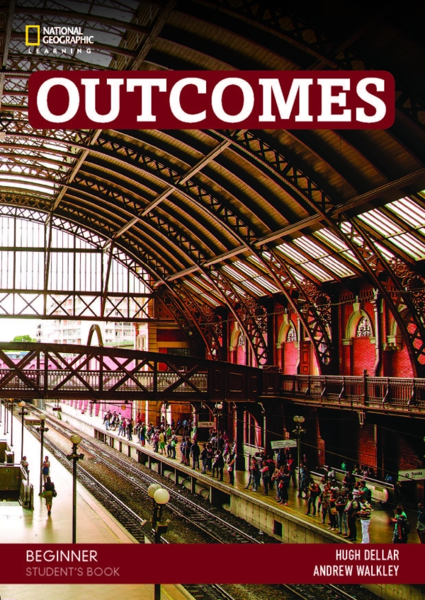 Outcomes Second Edition Beginner Student's Book +DVD