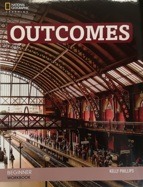 Outcomes Second Edition Beginner Workbook + CD