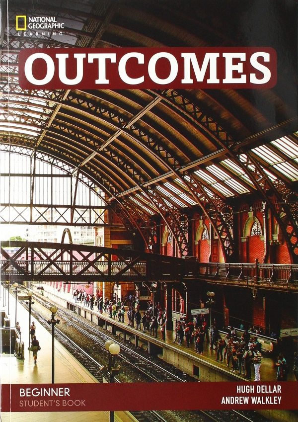 Outcomes Second Edition Beginner Student's Book + DVD + online Workbook