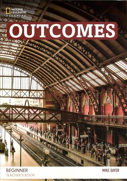 Outcomes Second Edition Beginner Teacher's Book + Class CD