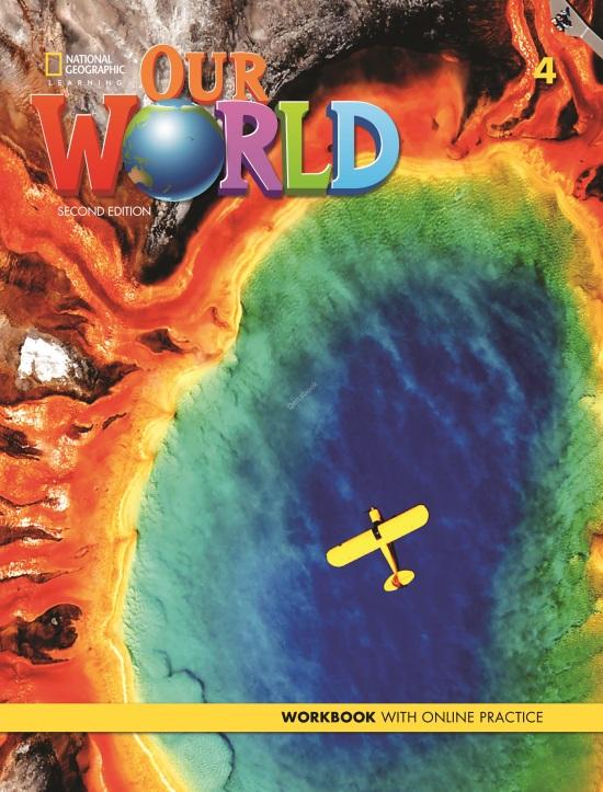 Our World 4 Workbook + Online Practice (2nd Edition)