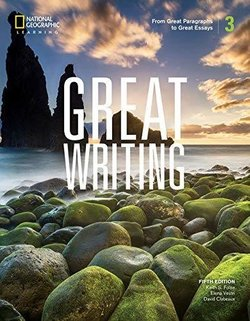Great Writing 3 Student's Book + Online Workbook (5th edition)
