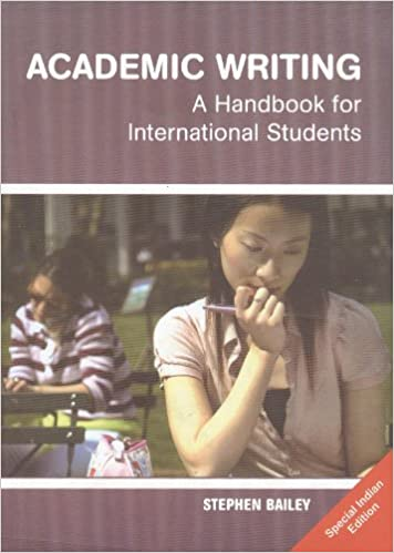 Academic Writing A Handbook for International Students 2 Edition