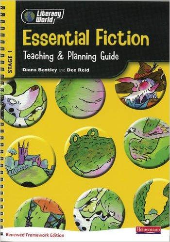 Literacy World Stage 1 Essential Fiction Teaching & Plan