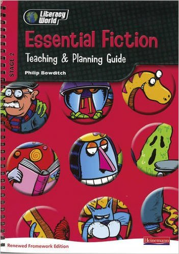Literacy World Stage 2 Essential Fiction Teaching & Plan