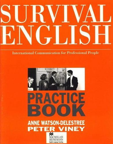 Survival English Practice Book