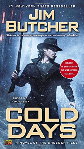 Dresden Files 14: Cold Days