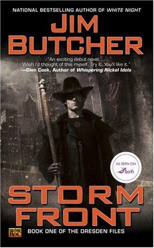 Dresden Files 1: Storm Front
