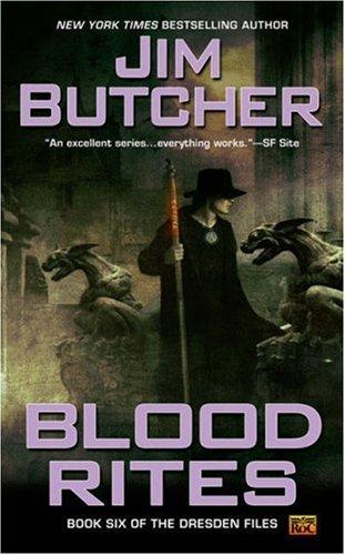 Dresden Files 6: Blood Rites