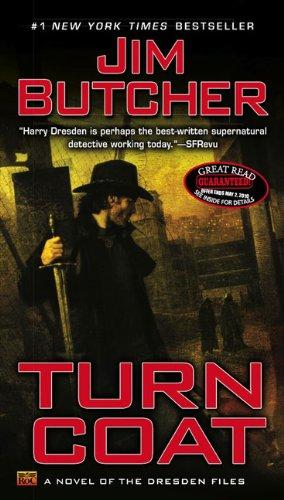 Dresden Files 11: Turn Coat