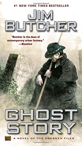 Dresden Files 13: Ghost Story