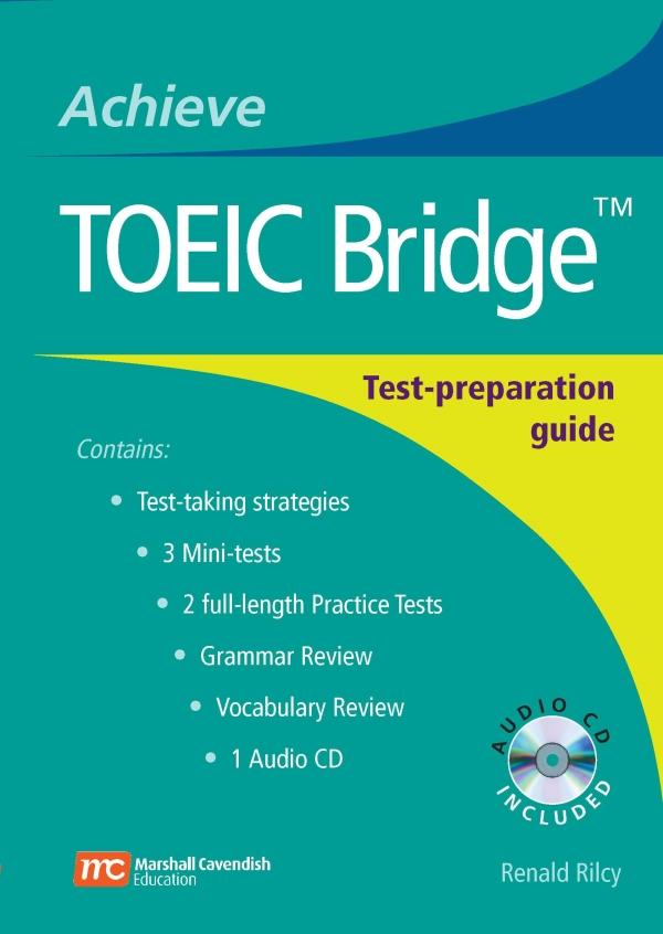Achieve TOEIC Bridge [Bk with CDx1]