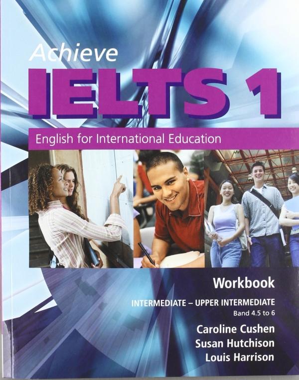 Achieve IELTS 1 Workbook+CD