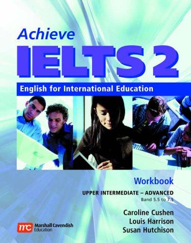 Achieve IELTS 2 Workbook+CD