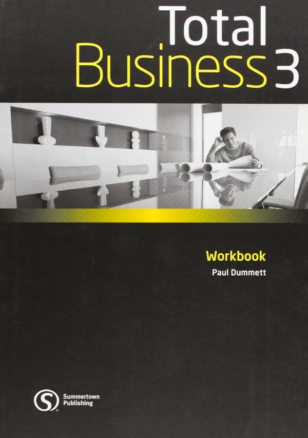 Total BusinEssential 3 Upper-Intermediate Workbook (with Key)