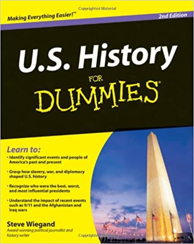 U.S. History For Dummies, 2nd Edition