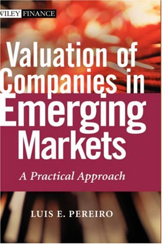 Valuation of Companies in Emerging Markets