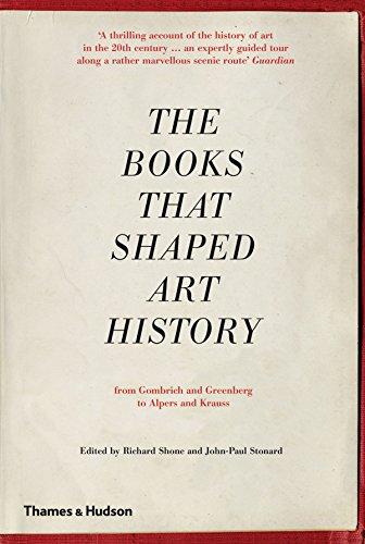 Books that Shaped Art History  pb