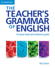Teacher's Grammar of English, The Paperback with answers