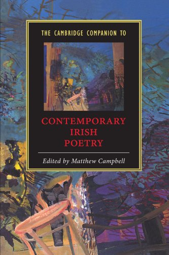 Cambridge Companion to Contemporary Irish Poetry