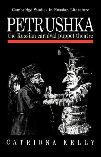 Petrushka: Russian Carnival Puppet Theatre