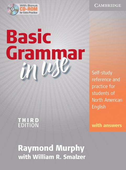 Basic Grammar in Use Student's Book with Answers and CD-ROM: Self-study reference and practice for s
