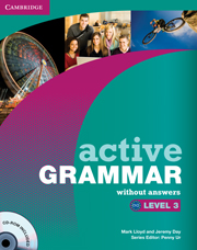 Active Grammar 3 Book no answers +CDROM