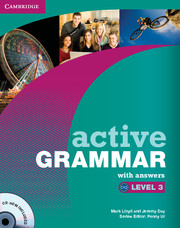Active Grammar 3 Book +answers +CDROM
