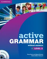Active Grammar 2 Book no answers +CDROM