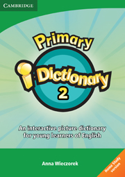 Primary i-Dict 2 Low Elementary CD-ROM (Home user)