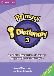 Primary i-Dict 3 High Elementary CD-ROM (Single classroom)