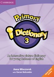 Primary i-Dict 3 High Elementary CD-ROM (Home user)
