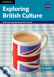 Exploring British Culture Student's Book + Audio CD