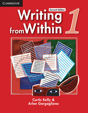 Writing from Within 2Ed 1 Student's Book