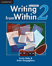 Writing from Within 2Ed 2 Student's Book