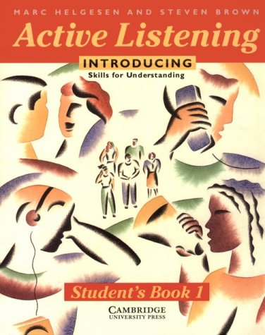 Active Listening 1 Introducing Skills Student's Book