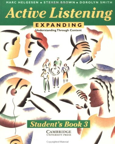 Active Listening 3 Expanding Und Student's Book