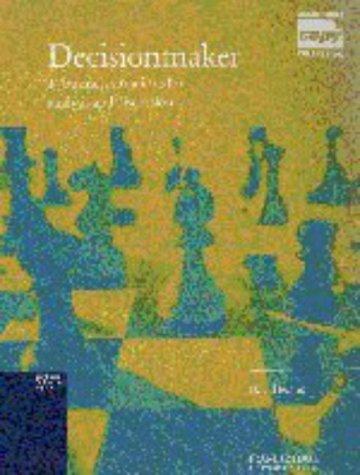 Decisionmaker Book