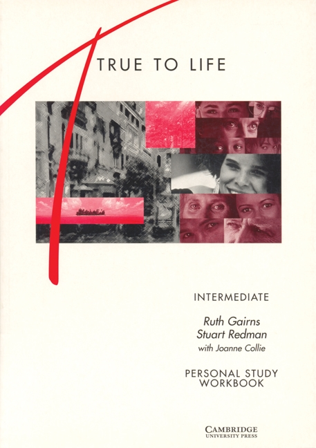 True to Life Intermediate Personal Study Workbook