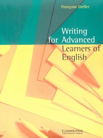 Writing for Advanced Learners of English Student's Book