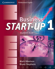 Business Start-up Level 1 Student's Book