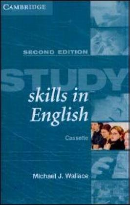 Study Skills in English  Second edition Audio Cassette