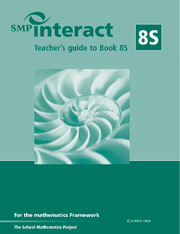 Smp Interact Teacher's Guide to Book 8s