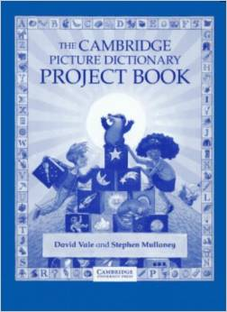 Cambridge Picture Dictionary Project Book