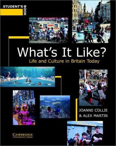What's It Like? Student's Book