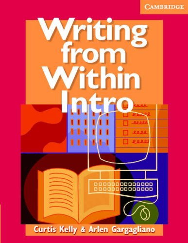 Writing from Within Intro Student's Book