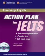 Action Plan for IELTS Academic Module Self-study Pack (Self-study Student's Book and Audio CD)