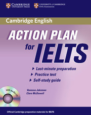 Action Plan for IELTS General Training Module Self-study Pack (Self-study Student's Book and Audio C