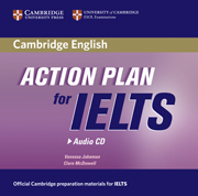 Action Plan for IELTS Academic Module and General Training Module Audio CD