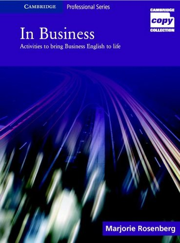 In Business Book